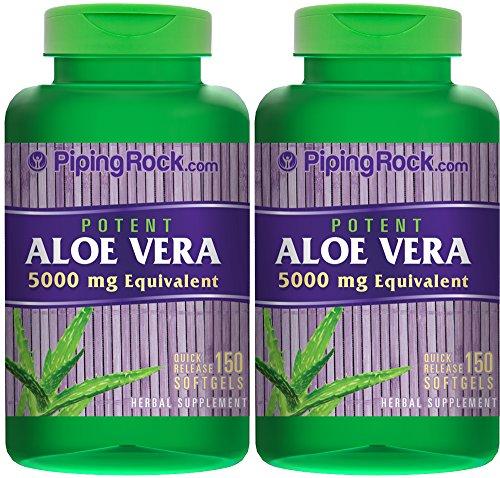 organic aloe vera capsules - 6