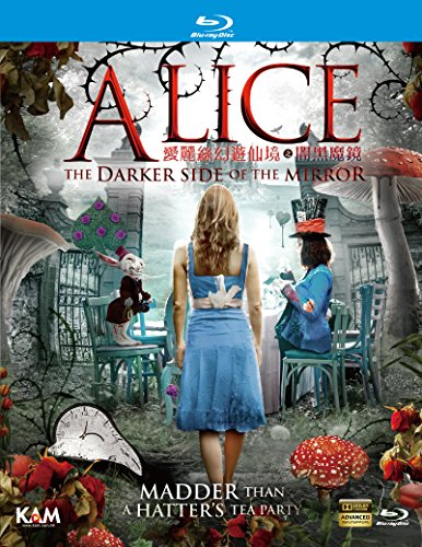 Alice: The Darker Side Of The Mirror (Region A Blu-Ray) (Hong Kong Version) aka The Other Side Of The Mirror