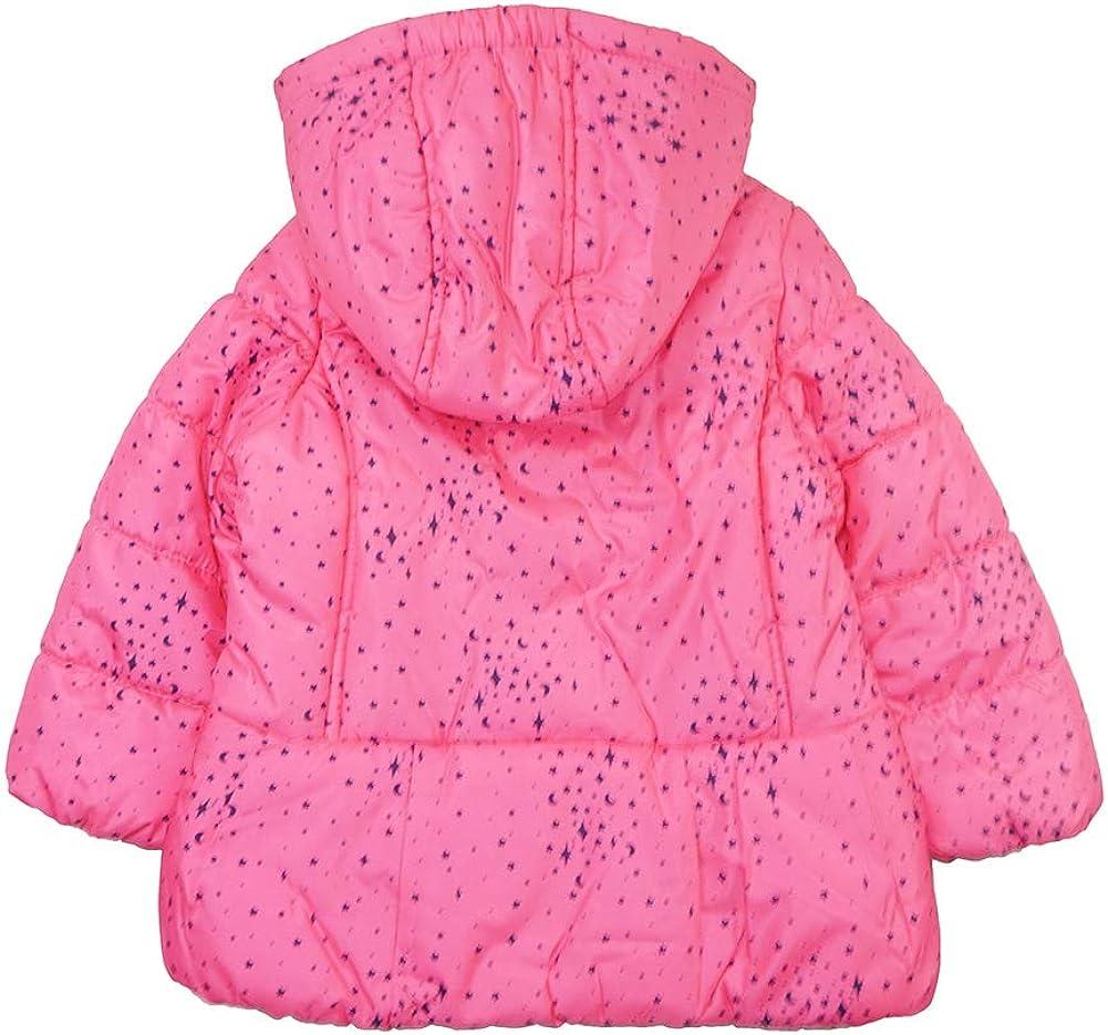 OshKosh BGosh Baby Girls Hooded Peplum Jacket Coat