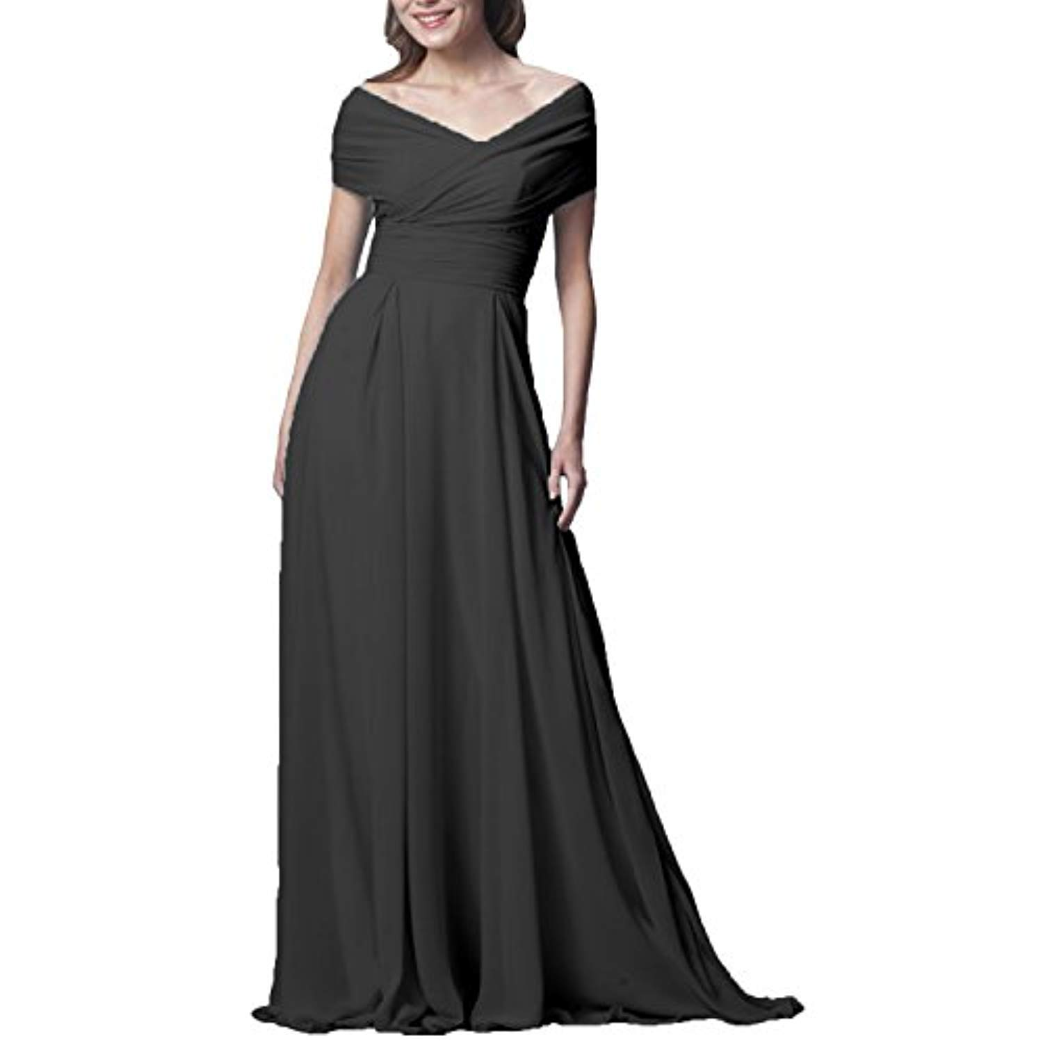 M Bridal Womens Maxi Infinity Transformer Bridesmaid Dresses Multiway Wrap Formal Party Gown Long