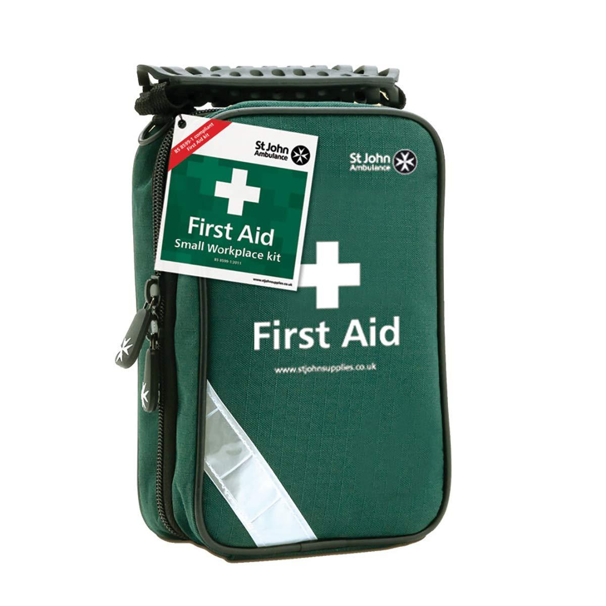 Large Zenith Workplace First Aid kit St John Ambulance F30612