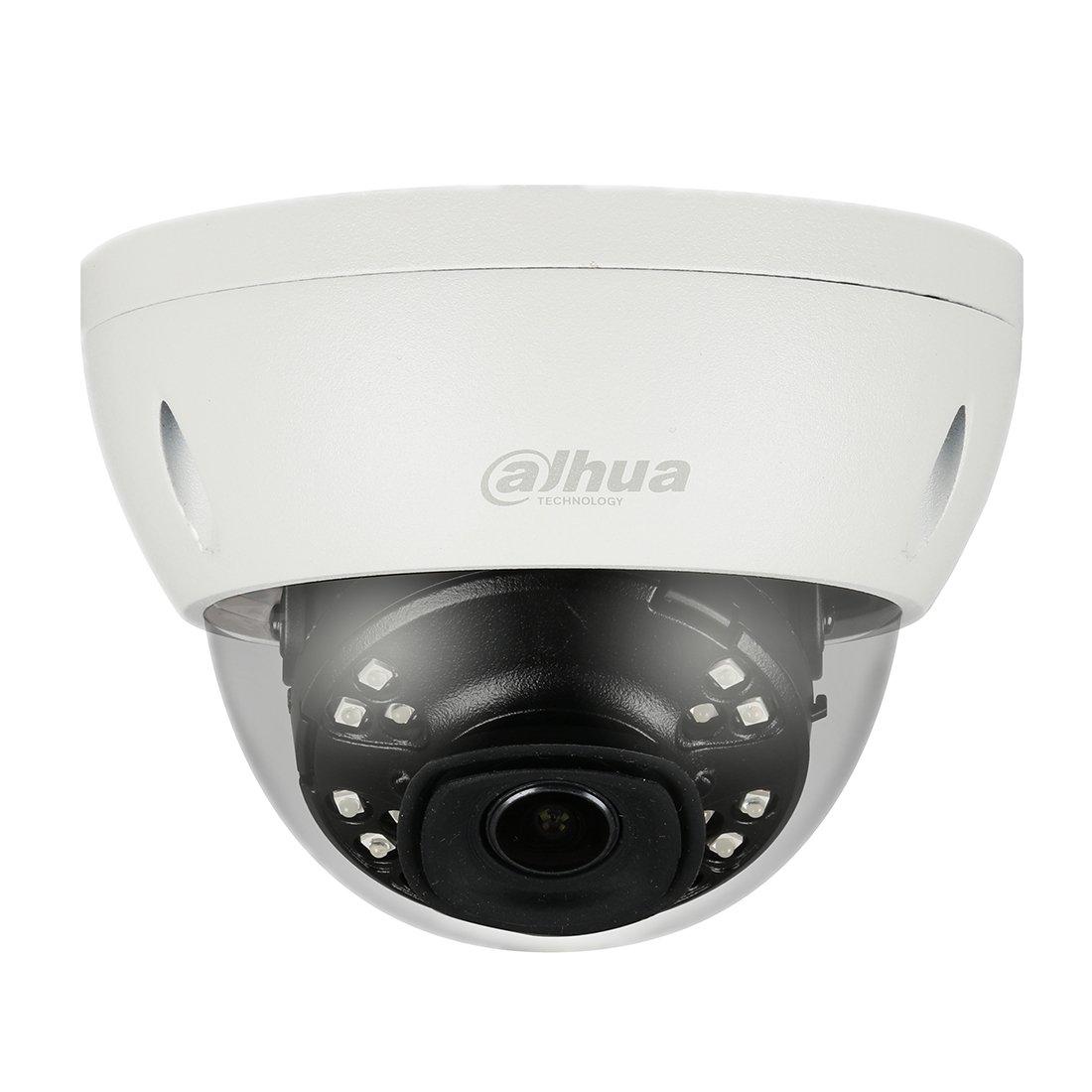 Dahua UltraHD 4K (8MP) Outdoor Security PoE+ IP Camera IPC-HDBW4831E-ASE,3840×2160 Resolution Surveillance Camera 2.8mm Fixed Lens with Audio,Alarm,SD Card Slot,30m Night Vision,H.265,IP67,ONVIF