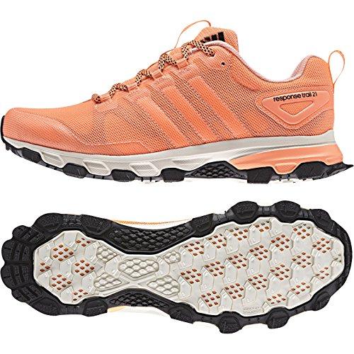 adidas Outdoor Response Trail 21 Trail Running Shoe - Womens Flash Orange/Silver Met/Light Flash Orange 7 n7qGvx0Dd