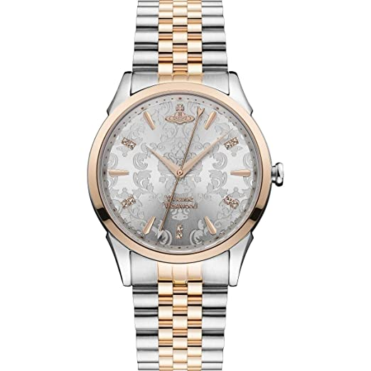 6f0833a9382a Vivienne Westwood Wallace Stainless Steel Rose Gold Ladies' Watch ...