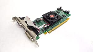 Genuine Dell MSI ATI/AMD Radeon HD5450 1GB DDR3 HDMI+DVI+VGA Full-Height Video Graphics Card PCI-e x16. Part Numbers: Dell 0KP8GM KP8GM MSI-MS-V212 HD 5450