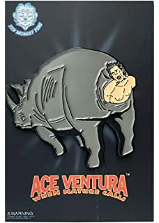 Ace Ventura Rhino Painting - Best Painting Collection