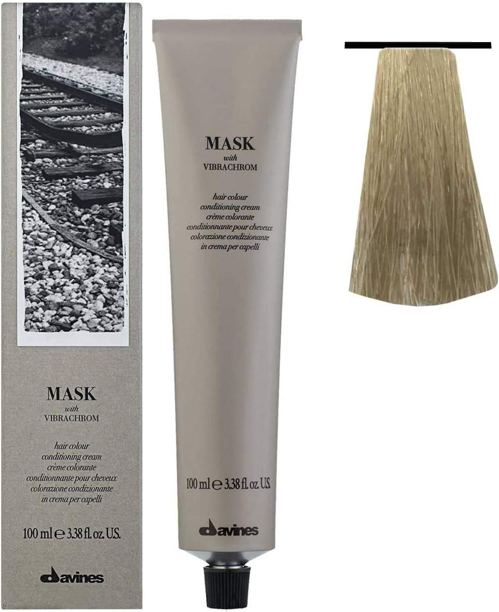 Davines Mask With Vibrachrom 9.0 Tinte - 100 ml: Amazon.es ...