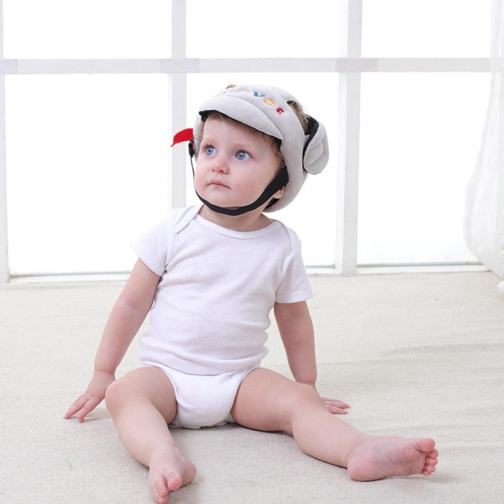 Ankamal Elec Babyschutzkappe sch/ützender Kopf Babyschutzhelmschutzhelmschutzhelm antikollision