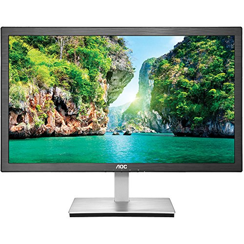 AOC Widescreen E2476VWM6 Certified Refurbished