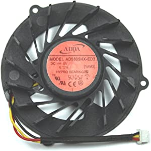 Power4Laptops Replacement Laptop Fan for Acer Aspire 4730G, Acer Aspire 4925G, Acer Aspire 5935G, Acer Aspire 5935G-642G16BN, Acer Aspire 5935G-642G25MN