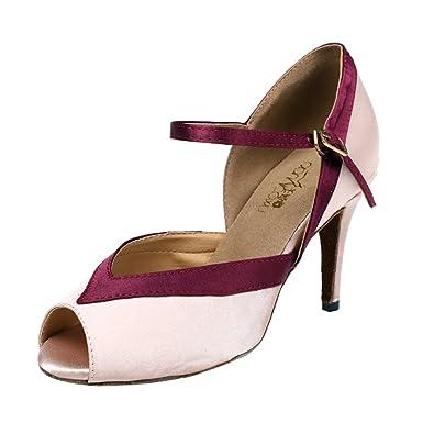 Minitoo , Damen Sandalen , Pink - Rosa (rosa) - Größe: 39