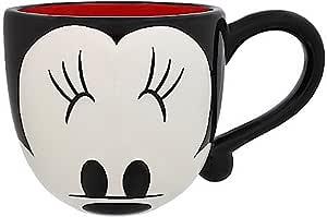 Disney Parks Epcot Germany Mickey and Minnie Willkommen Ceramic Coffee Mug new