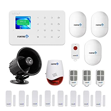 Amazon gsm 3g4g security alarm system vea deluxe wireless gsm 3g4g security alarm system vea deluxe wireless diy home and business security solutioingenieria Gallery
