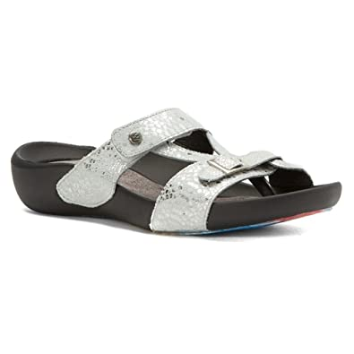 Wolky Women 1000 O'Connor Sandals, Off White Molly, Size - 39