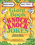 Giant Book of Knock-Knock Jokes, Main Street Staff, 0806920750