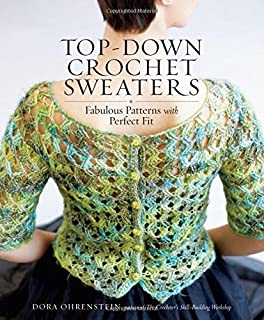 Crochet geometry geometric patterns to fit and flatter shannon top down crochet sweaters fabulous patterns with perfect fit dt1010fo