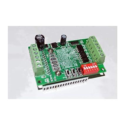 Amazon com: HUIMAI TB6560 3A Driver Board CNC Router Single