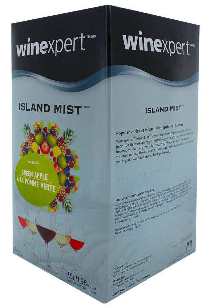 Green Apple Riesling (Island Mist) (3-Pack) by Midwest Homebrewing and Winemaking Supplies (Image #2)