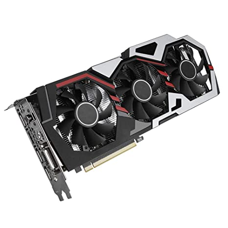 Eboxer Colourfull iGame GTX1060 Flame Ares UT-6GD5 LE 3 ...