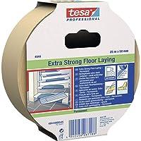 TESA 04944-00001-11 vloerbevestigingsband extra sterk - Permanent Serie 4944, 25 m x 50 mm