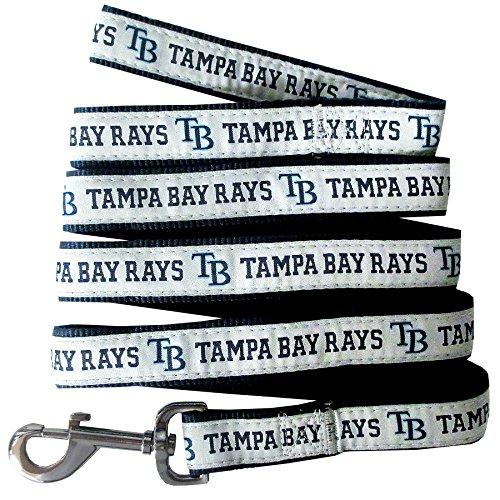 - MLB TAMPA BAY RAYS Dog Leash, Small