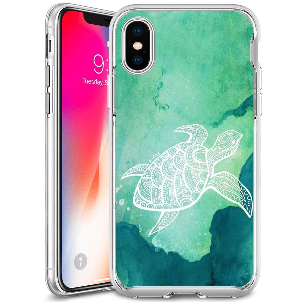 Amazon.com: Carcasa para iPhone XS, iPhone X, bonita funda ...