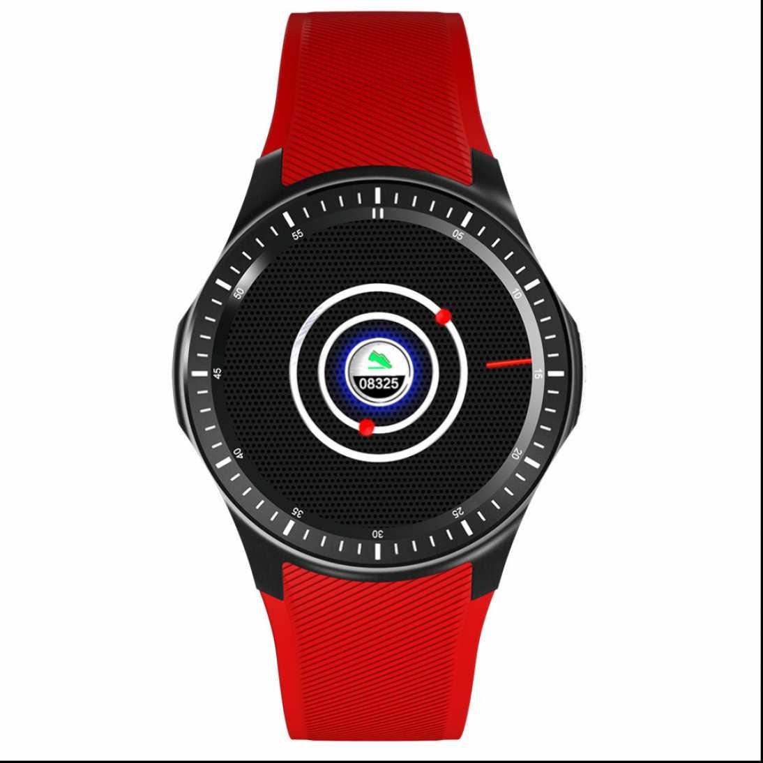 Intelligente Uhr Fitness Armband SmartUhr Smart Sport Watch herzfrequenz Smart Notifications Pulsuhren Handy Uhr