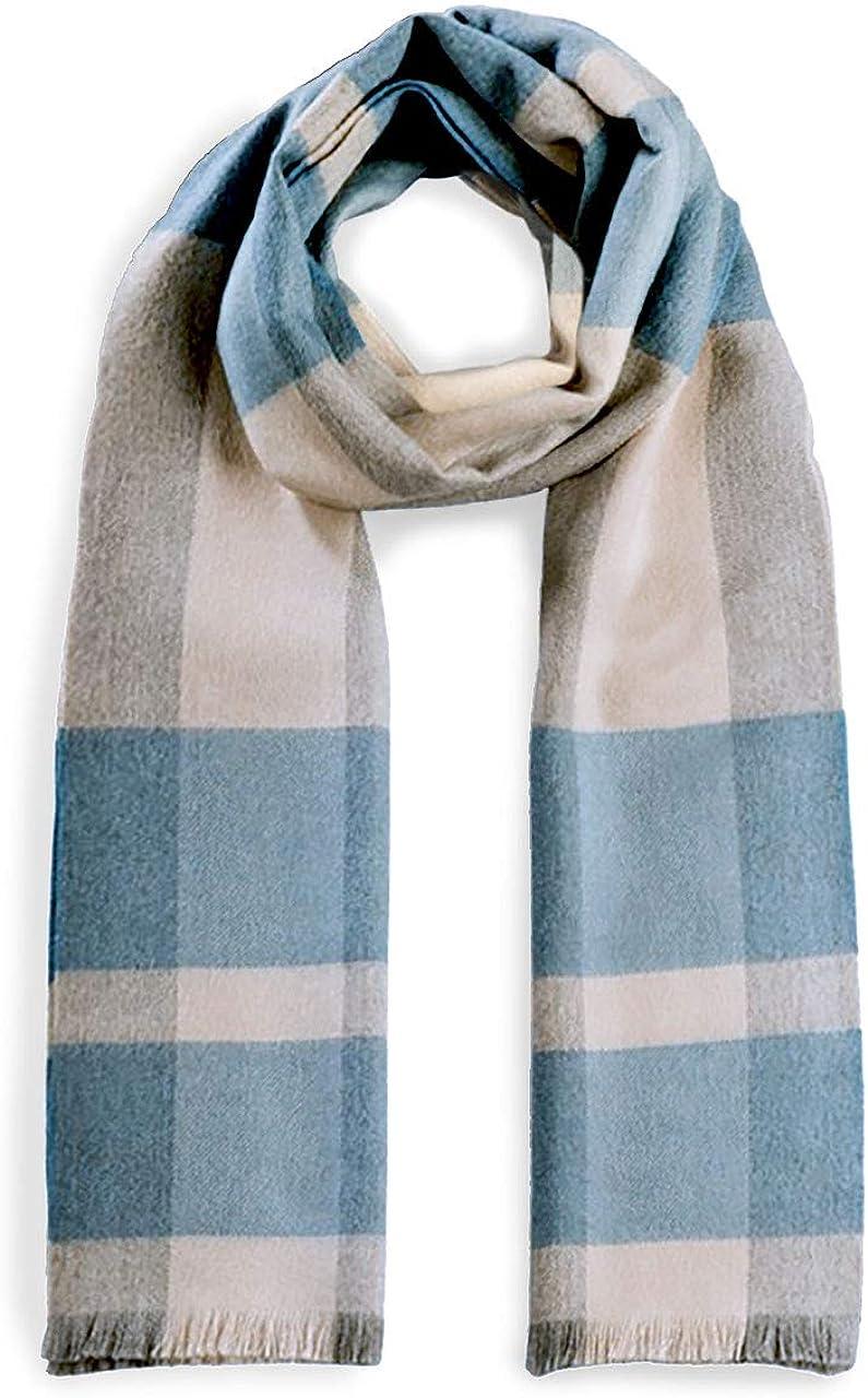 Alpaca Wool Scarf - Pure...