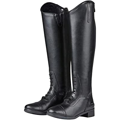Saxon Ladies Syntovia Tall Field Boot 9.5 Wide: Clothing