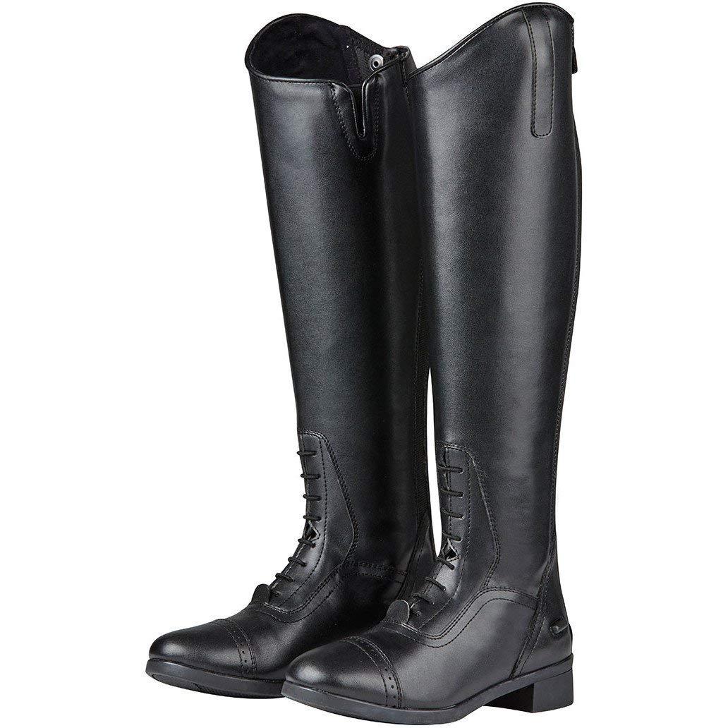 Saxon Ladies syntovia Tall Field Boot   B072QYWGZK