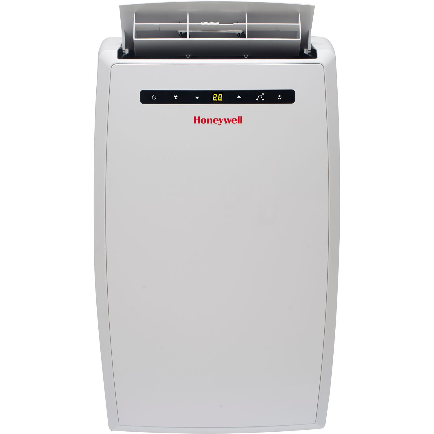 Honeywell MN10CESBB Portable Air Conditioner with Dehumidifier & Fan for Rooms Up To 450 Sq. Ft. with Remote Control (Black)
