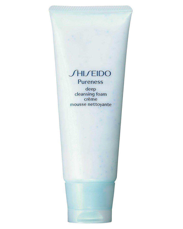SHISEIDO by Shiseido Shiseido Pureness Deep Cleansing Foam--/3.6OZ