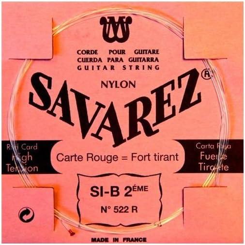 Savarez Cuerdas para Guitarra Clásica Traditional Concert 521B ...