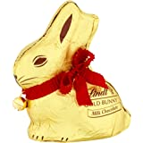 Lindt Lapin Or Lait 100 g - Lot de 4