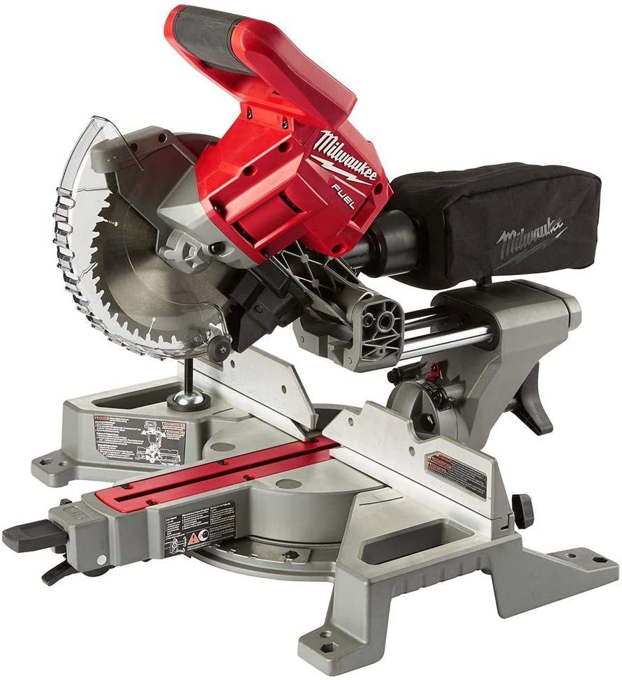 6. 2733-21 M18 Fuel, 7-1/4-Inch, Dual Bevel, Sliding Compound Miter Saw