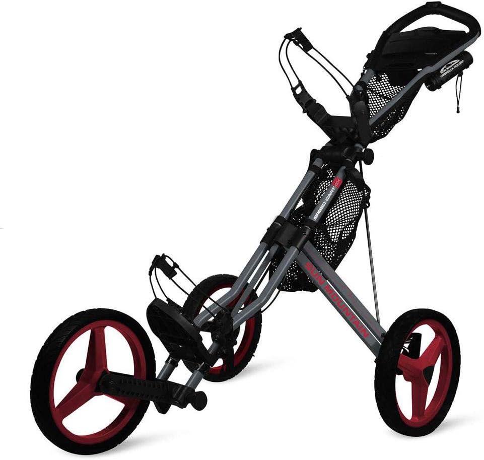 consumer reports best golf push carts