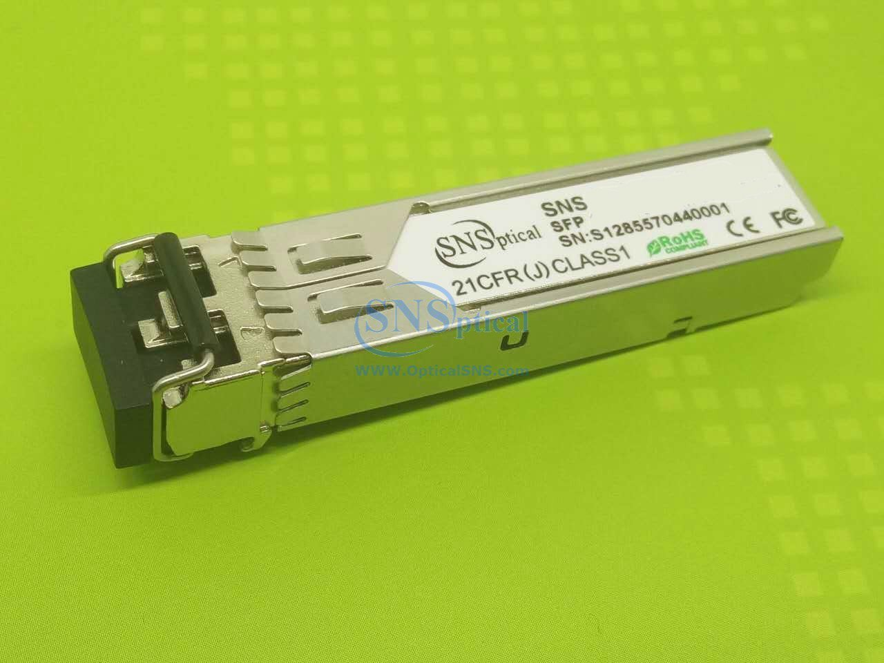 J4858C 1000BASE-SX SFP Transceiver Module for MMF 1.25G 850nm 550M for HP