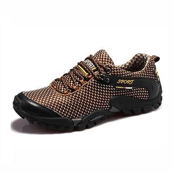 Yaxuan Zapatos para Caminar, Zapatos para Caminar para Hombres, Zapatos para Escalar, Zapatos