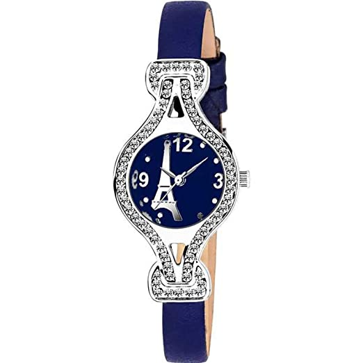 DAINTY Analogue Bracelet Diamond Studded Watch