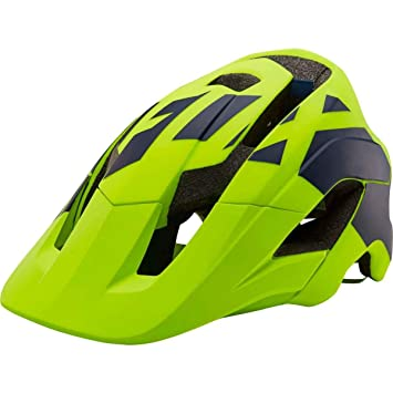 Casco Btt Fox 2017 Metah Thresh Flourescent Amarillo (Xs/S , Amarillo)