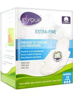 UNYQUE Protege Slips de Algodon Puro 100% – Previene y Reduce ...