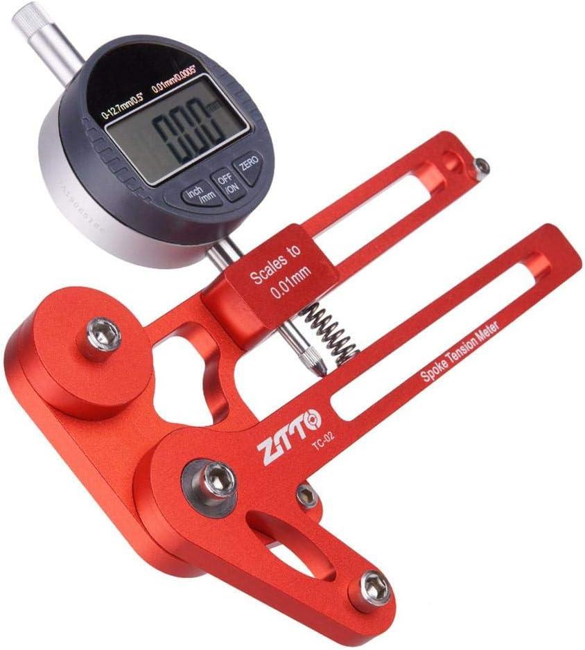 Speichen Spannungsmesser Tensiometer   Fahrradspeichen Spannungsmesser