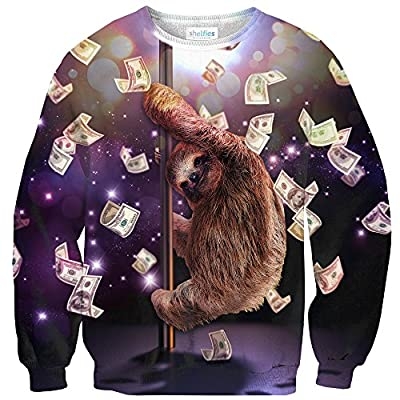 Stripper Sloth Sweater - Sloth Sweater