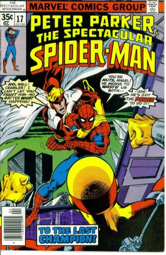 Peter Parker, the Spectacular Spider-Man #17 : Whatever Happened to the Iceman? (Marvel Comics)
