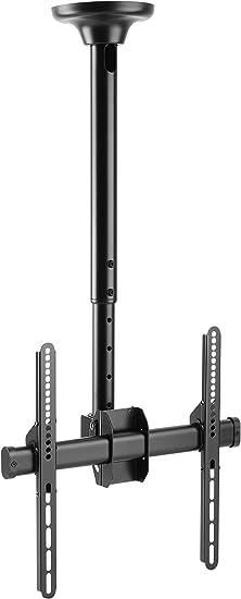 Soporte de techo inclinable 360 grados para televisores LCD LED de Panasonic, Sony, Samsung, LG, Toshiba FullHD 4K UHD DH4001: Amazon.es: Electrónica