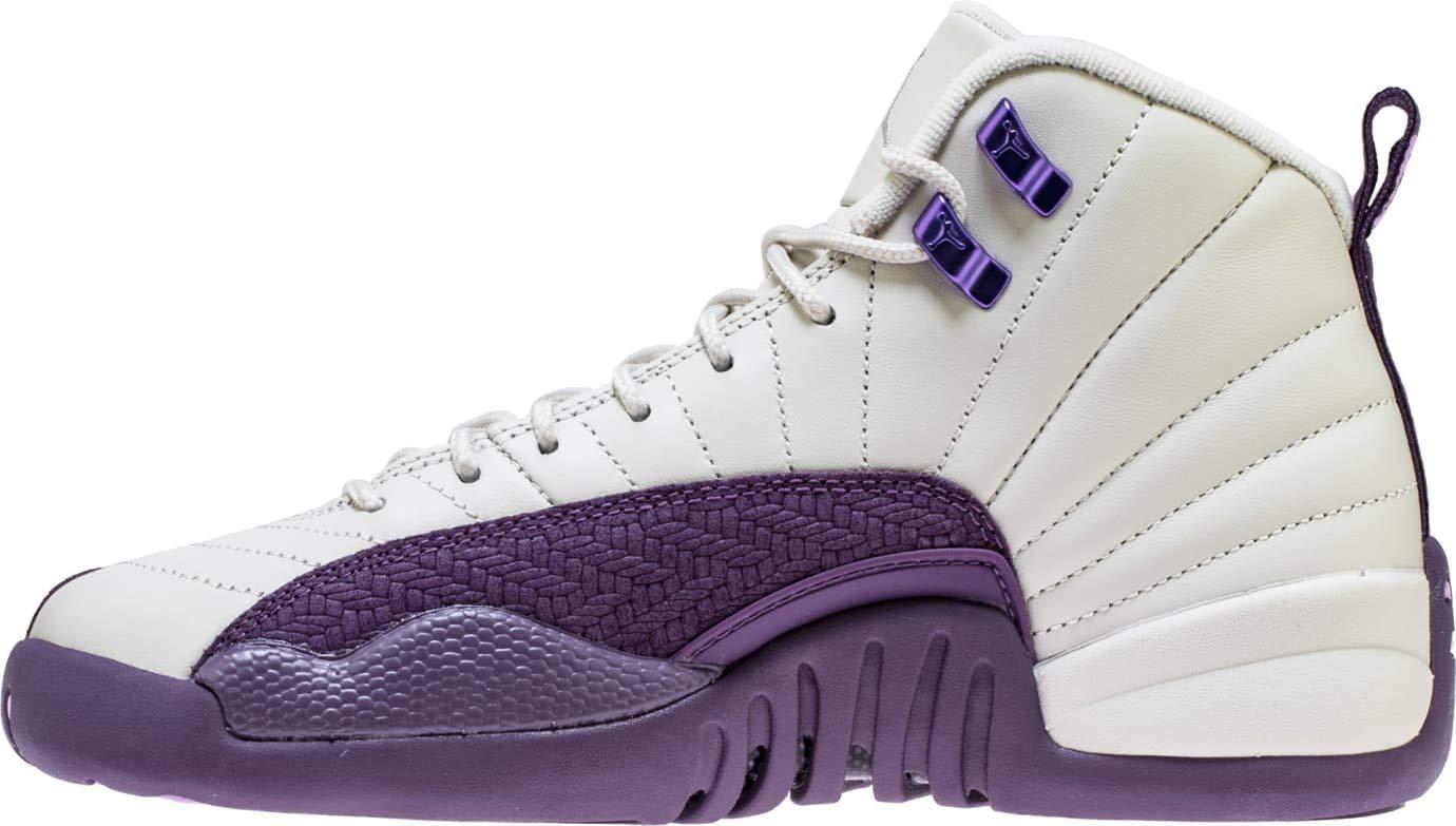 Nike Air Jordan 12 Retro GS Kids Desert Sand 510815-001 (Size: 5.5Y)