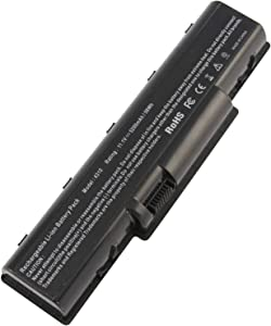 Fancy Buying AS07A31 Laptop Battery for Acer AK.006BT.020 AK.006BT.025 AS07A32 AS07A41 AS07A42 AS07A51 AS07A52 AS07A71 AS07A72 AS07A75 AS09A61 AS09A71 BT.00603.036 - High Performance 5200mAh/58Wh