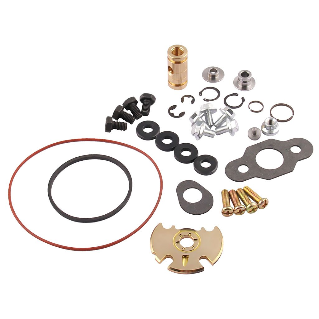 D DOLITY Turbocompresor Turbo Turbochargers Reparar Kit Set para GT1749V VNT15 GT15: Amazon.es: Coche y moto