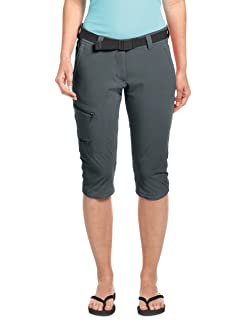 7c392128e981 Maier Sports Damen Hose Arolla Zip Off,  Amazon.de  Sport   Freizeit