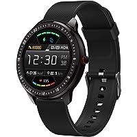 "DoSmarter Smart Fitness Watch, 1.3"" Touchscreen Waterproof Fitness Tracker with Heart Rate Blood Pressure Monitor, Sleep…"